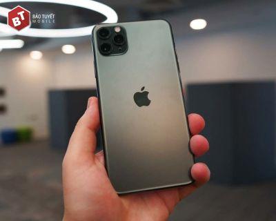 IPHONE 11PROMAX 512GB CŨ 95% , MỚI 99% CHÍNH HÃNG BẢN QUỐC TẾ