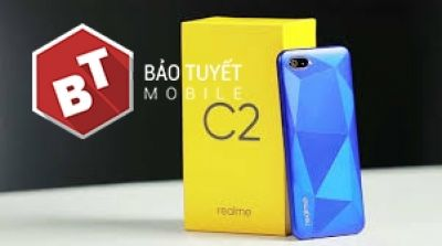 REALME C2 2GB/ 32GB MỚI 100% CÔNG TY  BẢO HÀNH 12 THÁNG