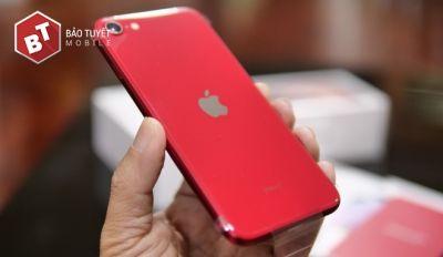 IPHONE SE 2020 128GB CŨ 95%, MỚI 99%( 1 SIM VẬT LÝ) CHÍNH HÃNG QUỐC TẾ