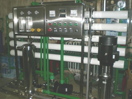 Dây chuyền lọc nước tinh khiết 4000 lít/h