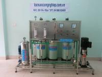 Máy lọc nước RO 1200 lit/h