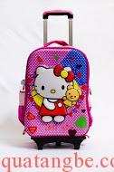 Balo Kéo 3D - Hello Kitty