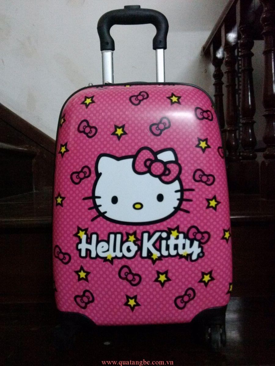 Vali Hello Kitty (KM - STICKER)