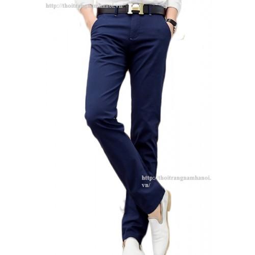 quần kaki nam ống côn 24