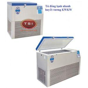 Máy làm lạnh nhanh huyết tương KPFF 48B