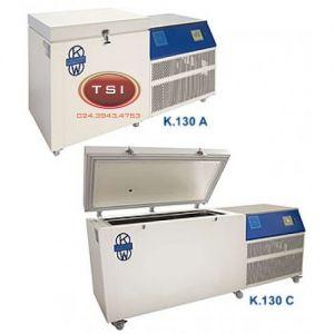 Tủ lạnh -90°C đến -125°C nằm ngang K103A
