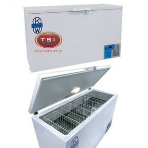 Tủ lạnh -20 ºC đến -30 ºC nằm ngang KFCE460