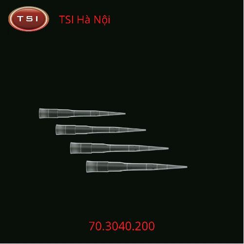 Đầu tip 300 ul có vòng mức chiết rót-70.3040.200