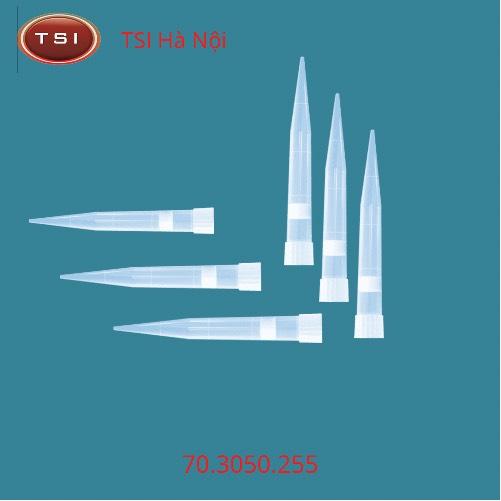 Đầu tip/côn 1000ul có màng lọc - 70.3050.255