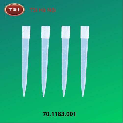 Đầu tip 5ml trong suốt, có vòng chiết rót-70.1183.001
