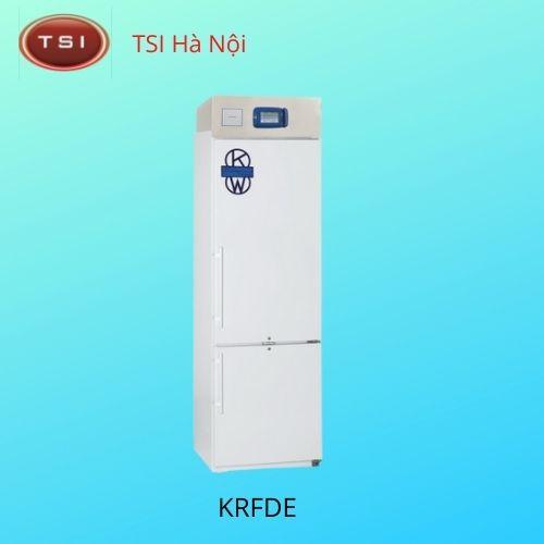 Tủ âm sâu dạng đứng -20 °C 380 lít KW KRFDE