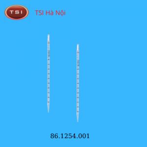 Pipet huyết thanh thuỷ tinh 10 ml - 86.1254.001