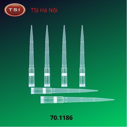 Đầu côn/típ có lọc 1250 ul có màng lọc- 70.1186.210