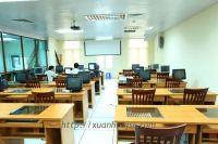 Xuân Hòa cung cấp nội thất văn phòng cho Chi cục thuế Quận Hoàng Mai - Cục Thuế TP Hà Nội
