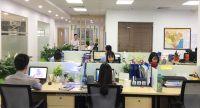 Xuân Hòa là nhà cung cấp nội thất cho văn phòng mới của Công ty Cổ phần Dịch vụ Quốc tế Hà Thành