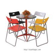 Bộ bàn ghế Cafe BCF-01-00+GM-22-00