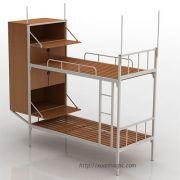 Giường tầng Gi-02-06