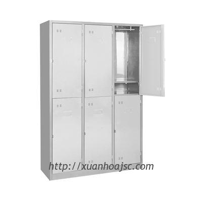 Tủ locker LK-6N-03-1