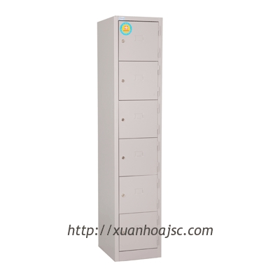 Tủ locker LK-6N-01-1