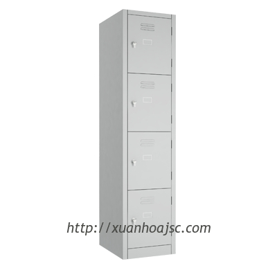 Tủ locker LK- 4N- 01-1