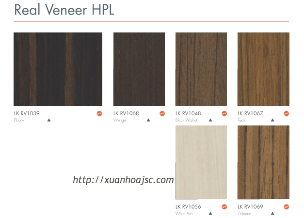 Laminate mầu gỗ 4 (Laminate Wood grains 4)
