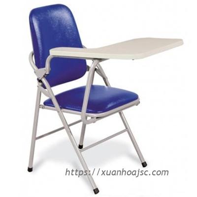 Ghế Phòng Họp Sơn có bàn gấp GS-05-00B