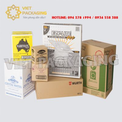 Xưởng In Thùng Carton Giá Rẻ Tại Hà Nội