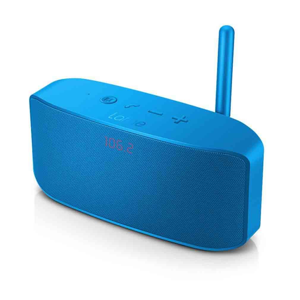Loa Bluetooth Lafine F11 Blue