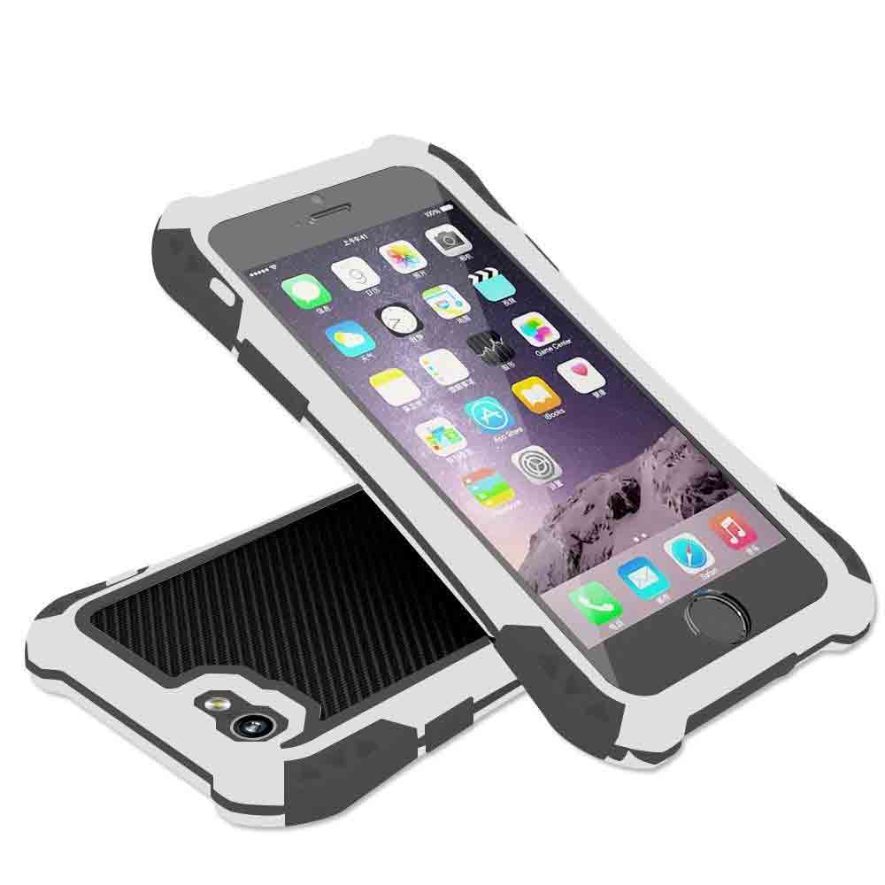 Ốp lưng R-Just Amira iPhone 6 Silver