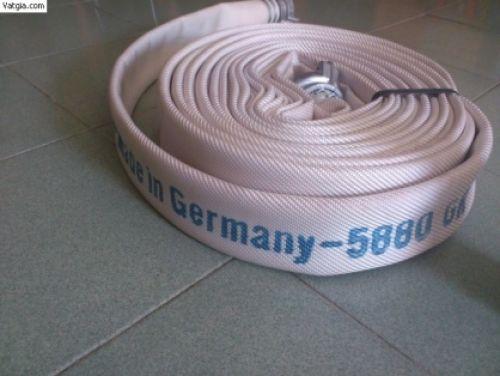 vòi chữa cháy đức JAKOB D50-17BAR-20M (có khớp nối)