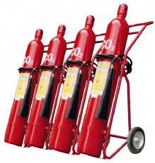 bình chữa cháy CO2-MT24-24KG