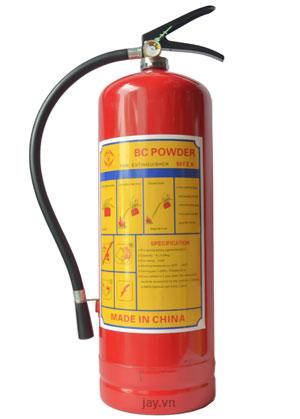 Bình chữa cháy bột ABC-4kg