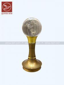 Đèn Đồng Nhập Khẩu - Mẫu 6