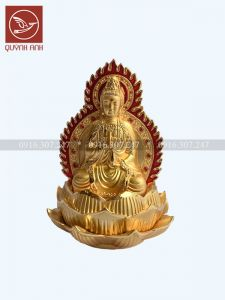 Tượng Phật Để Xe Oto - Mẫu 6