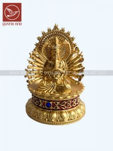 Tượng Phật Để Xe Oto - Mẫu 10