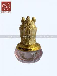 Tượng Phật Để Xe Oto - Mẫu 11