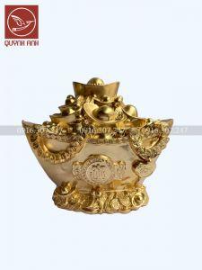 Nén Vàng Dát Vàng 24k - Mẫu 3