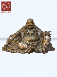 Tượng Phật Di Lạc - Khảm Tam Khí