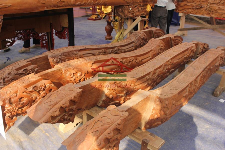 Nhà gỗ Lim cổ truyền