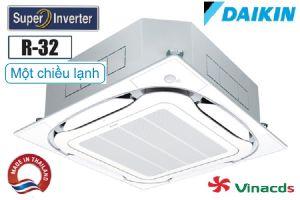 Điều hòa âm trần Daikin 34.000BTU inverter 1 chiều FCF100CVM/RZF100CVM