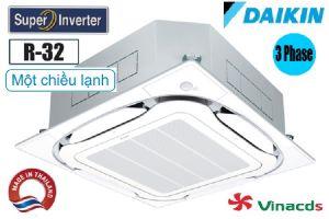 Điều hòa âm trần Daikin 34.000BTU inverter 1 chiều 3 pha FCF100CVM/RZF100CYM