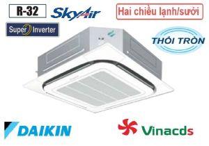 Điều hòa âm trần Daikin inverter 2 chiều 34.000BTU FCF100CVM/RZA100BV2V