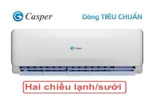 Điều hòa Casper 2 chiều 12.000BTU EH-12TL11