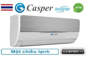 Điều hòa Casper inverter 9.000BTU 1 chiều IC-09TL11