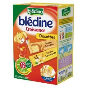 Bột ăn dặm Bledina bánh mì sấy vanilla