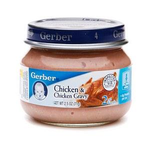 Gerber- chicken