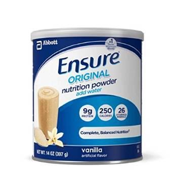 Sữa Ensure vị vani