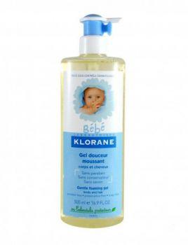 Sữa tắm gội Klorane Pháp