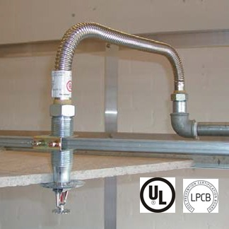 Flexible Sprinkler Connections