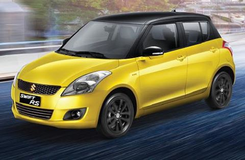 SUZUKI SWIFT RS  2016